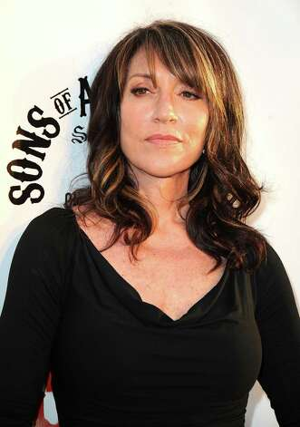 Snub: Katey Sagal was passed over yet again for her role on Sons of Anarchy, as were all of her underrated castmates. The show itself was also shut out of the outstanding drama category. Photo: Frazer Harrison, Getty Images / 2011 Getty Images