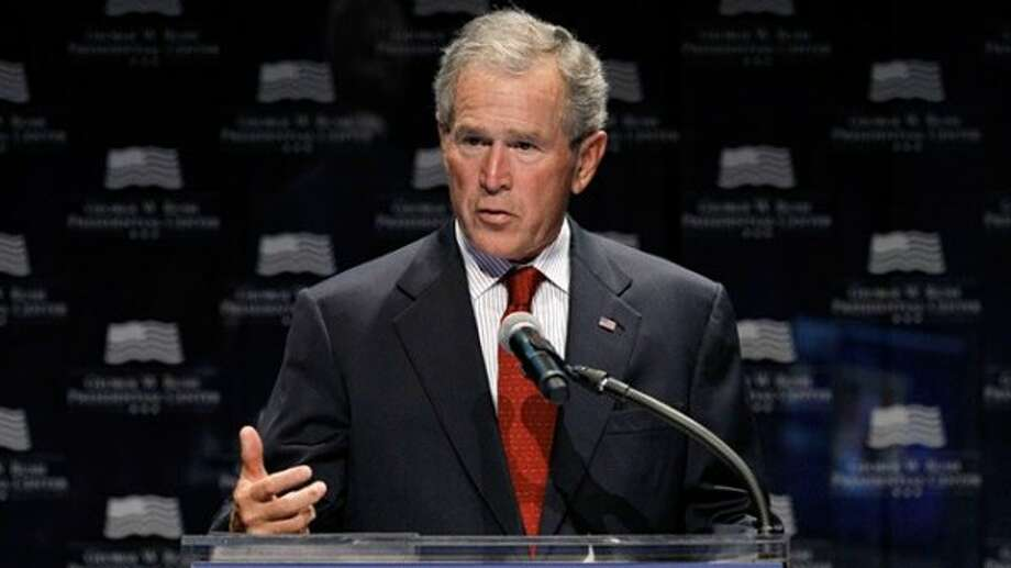 """George W. Bush received his codename """"Trailblazer"""" while his father was in office."""