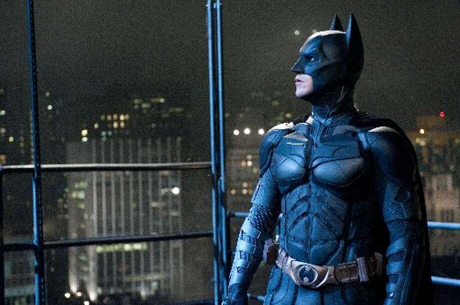 4. Batman (Warner Bros. Pictures release. TM & © DC Comics.)
