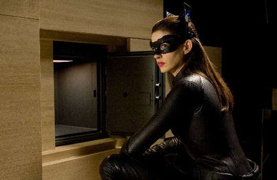Anne Hathaway wasn't so sweet and innocent as Selina Kyle in 'The Dark Knight Rises.'