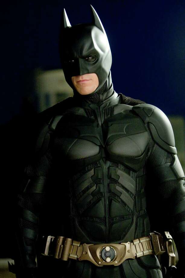 Christian Bale as Batman. Photo: Stephen Vaughan / handout email
