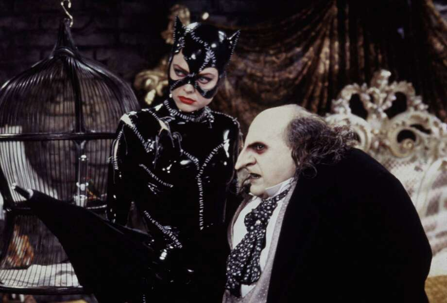 Michelle Pfeiffer signed on as Catwoman in Batman Returns. Photo: Warner Bros. / handout slide