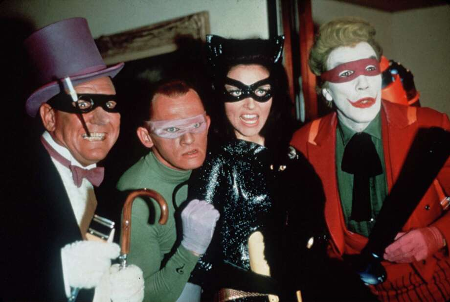 "Remember ""Batman: The Movie"" released in 1966?  Makeup and special effects have come a long way since then. Photo: 20th Century Fox C / handout slide"