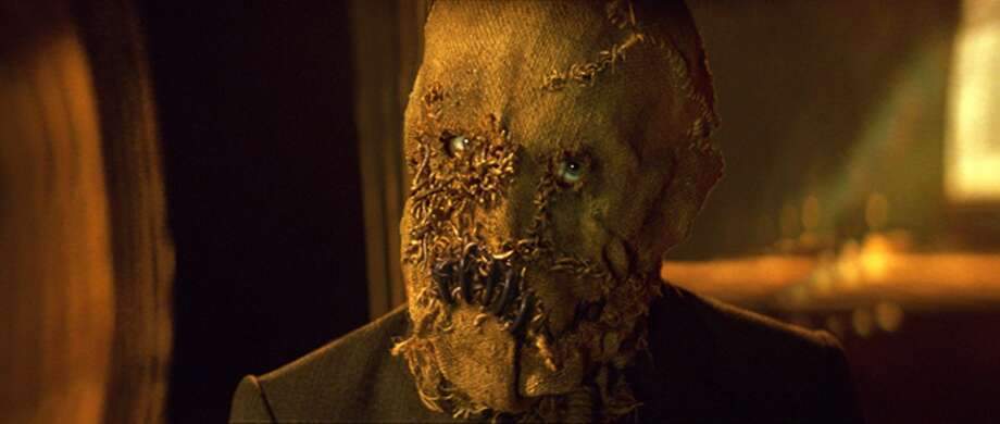 Cillian Murphy starred as the villian Scarecrow in Batman Begins. Photo: HANDOUT, KRT / WARNER BROS.