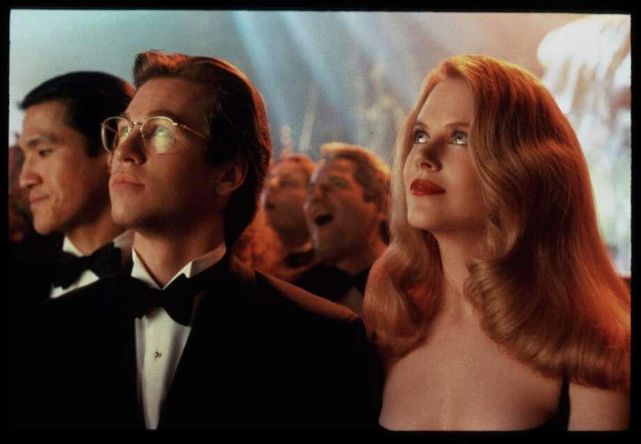 Val Kilmer as handsome Bruce Wayne. Photo: Ralph Nelson, Warner Bros. / handout slide