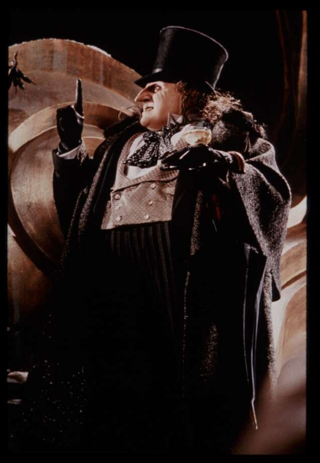 Danny Devito took on the role of Penguin in 1992's Batman Returns.