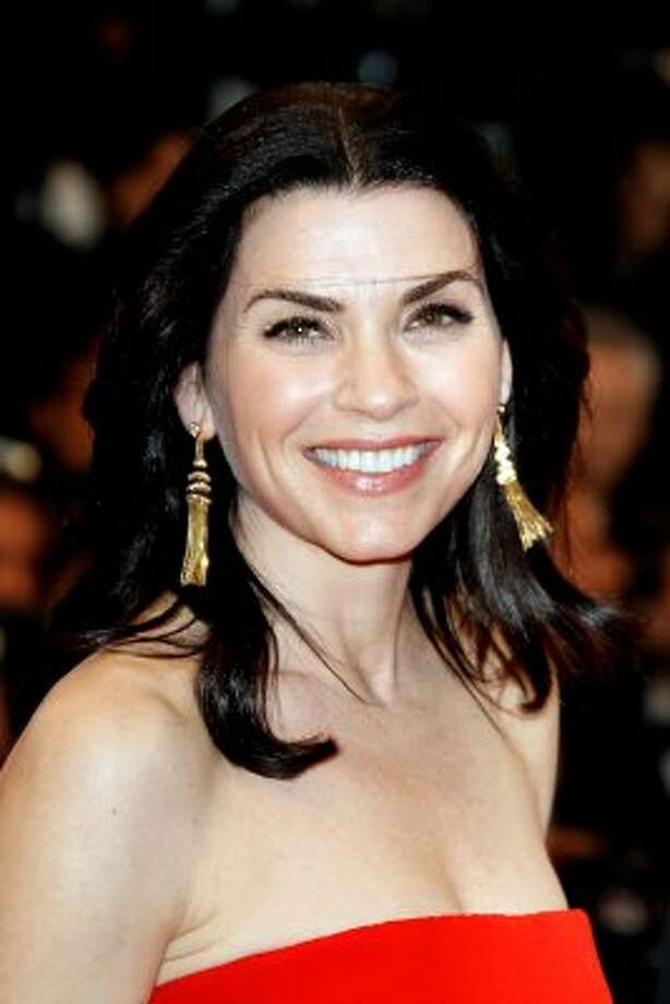 "17. ""The Good Wife"" actress Julianna Margulies, $6 million. (Andreas Rentz / Getty Images)"