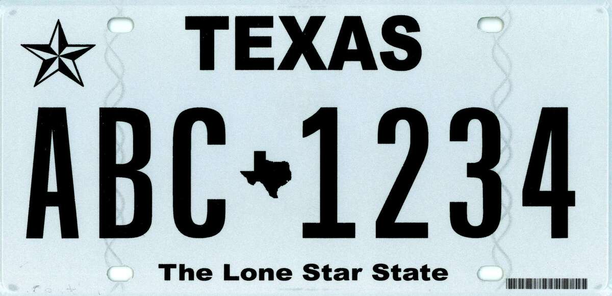 South Carolina is exploring a proposal to use virtual license plates. If successful, it could end metal license plates. See the Texas license plates through the years.