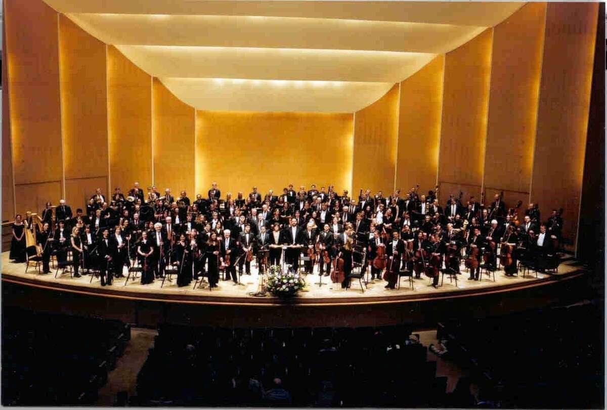 Buffalo Philharmonic Orchestra (Courtesy SPAC)