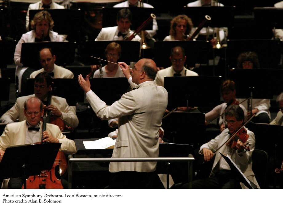 American Symphony Orchestra Leon Botstein, music director (Alan E. Soloman)