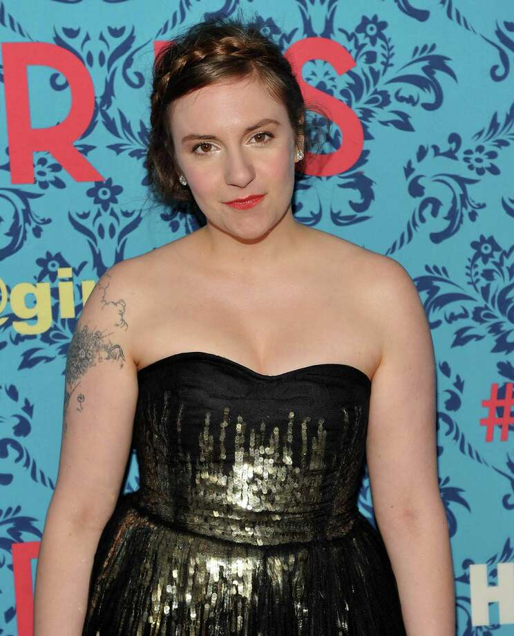 "Lena Dunham tweeted a link to an article on tighter gun control, adding ""What happened today in Newtown is unspeakable on every level. Let's do more than grieve..."" Photo: Stephen Lovekin / 2012 Getty Images"