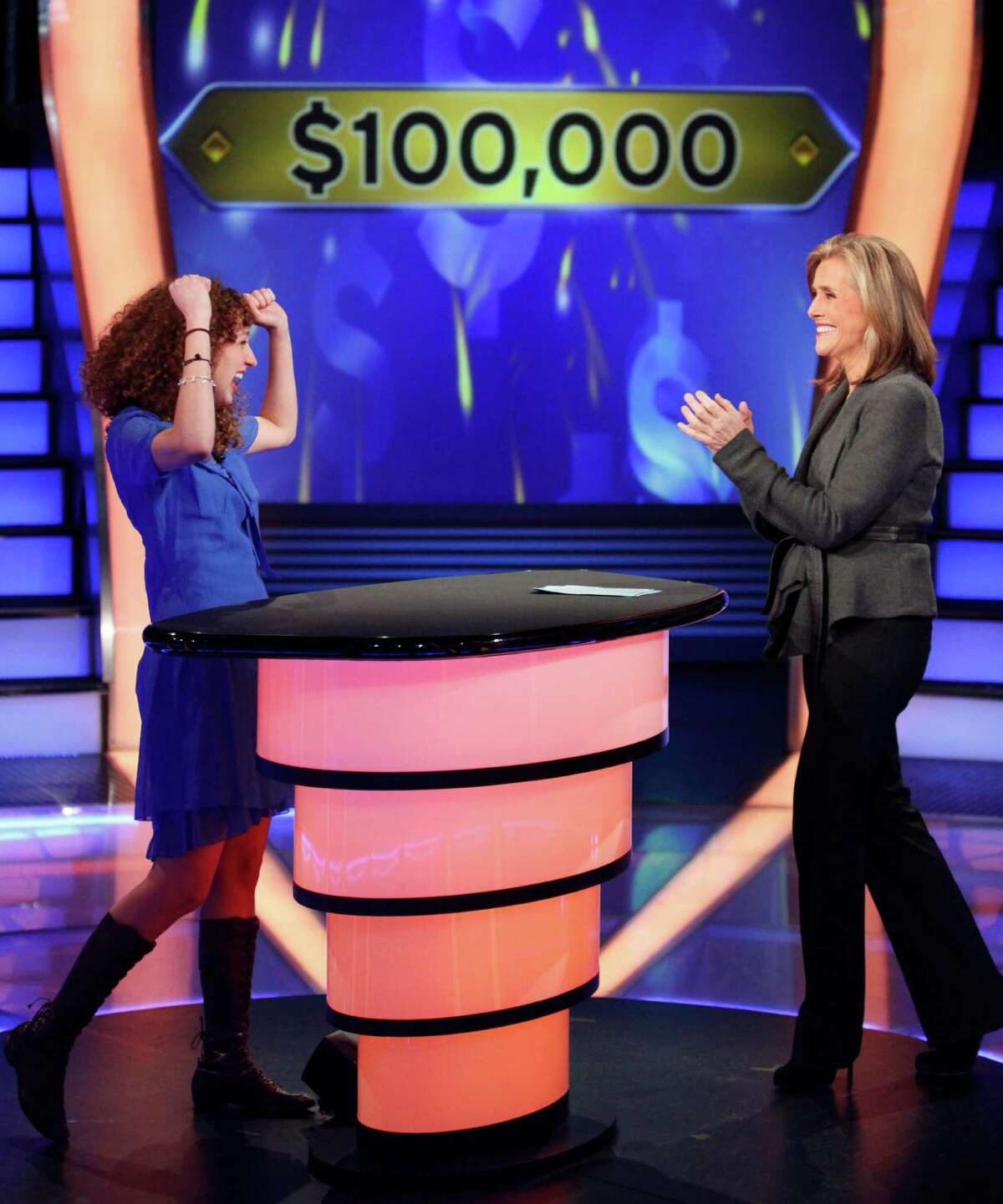 """Meredith Viera is the host of """"Who Wants To Be A Millionaire?"""" The show will hold auditions in Houston on July 23, 2012."""