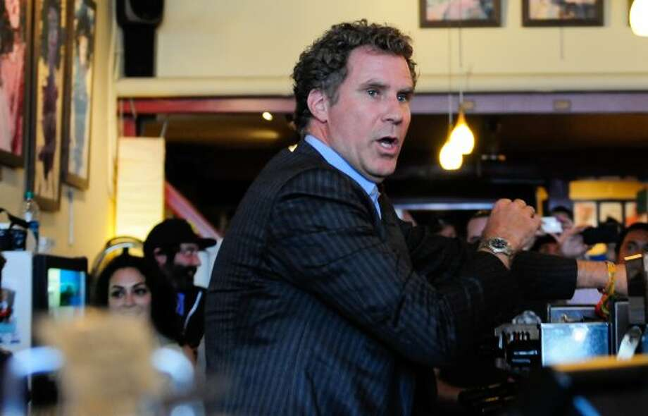 13. Coffee: Sure it was a stunt, but people still turned out in droves to see Will Ferrell and Zach Galifianakis pour coffee at Pike Place Market.