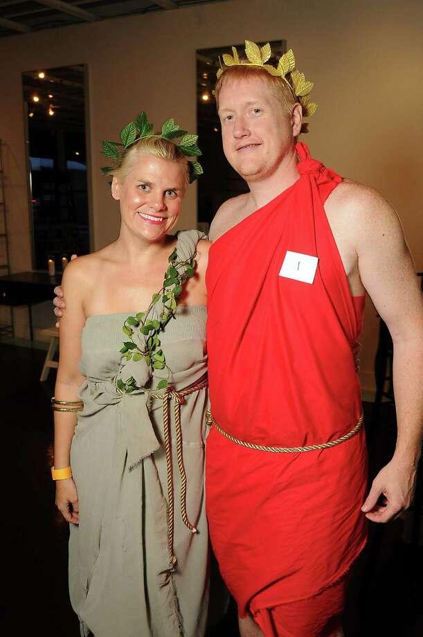 Liz Gorman and Stephen Jones Photo: Dave Rossman / © 2012 Dave Rossman