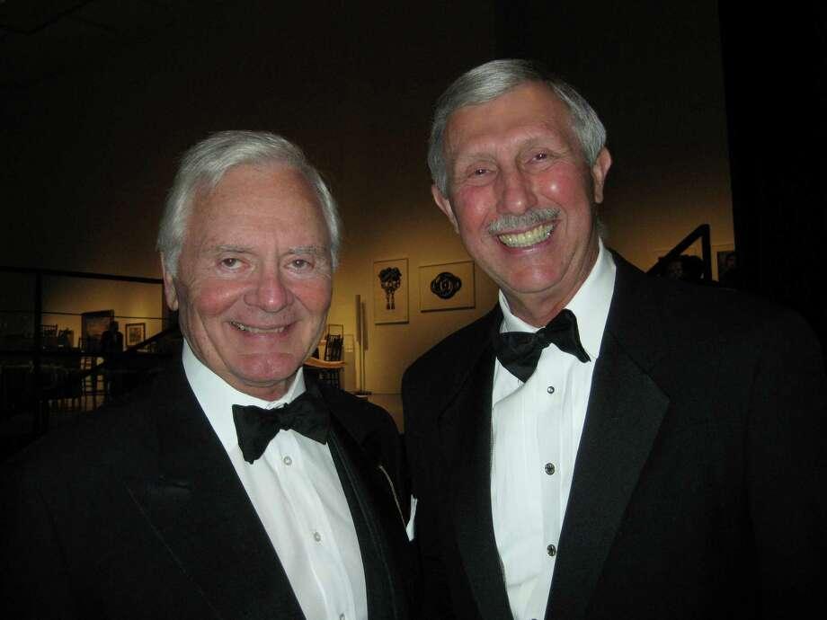 Knox Nunnally made a legacy as a former UT football champion and a prominent lawyer. Photo: Douglas Britt / Houston Chronicle