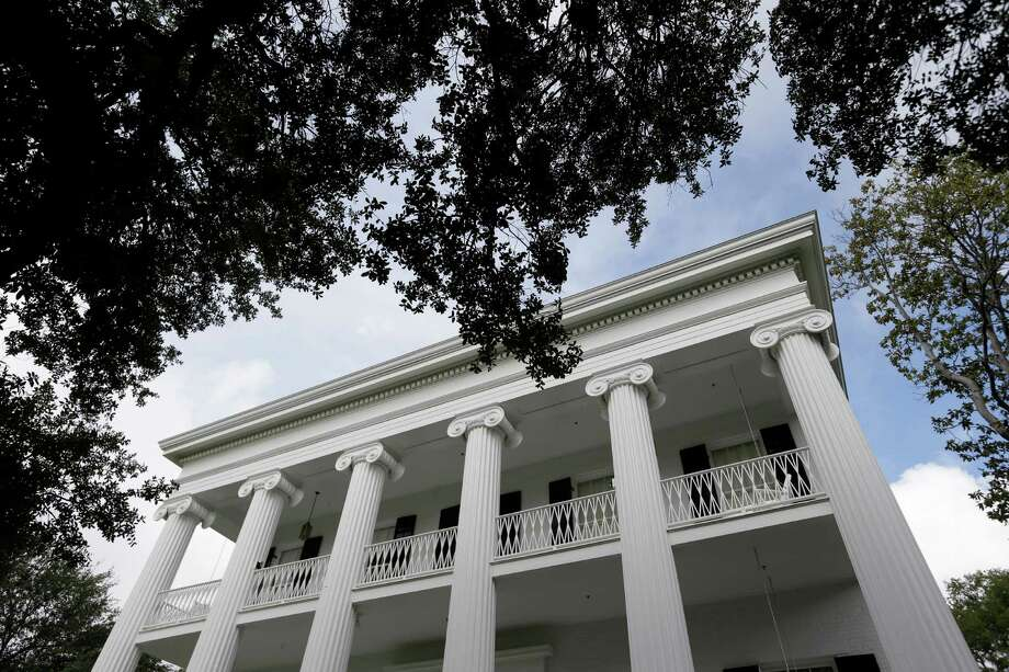 The mansion restoration project took four years to complete and cost $25 million. Photo: Eric Gay / AP