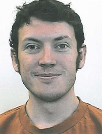 James Holmes, the suspect in a shooting in a movie theater in Aurora, Colo.