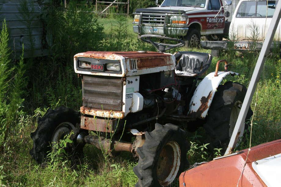 Stolen Tractor Photo: Courtesy Photo JCSO