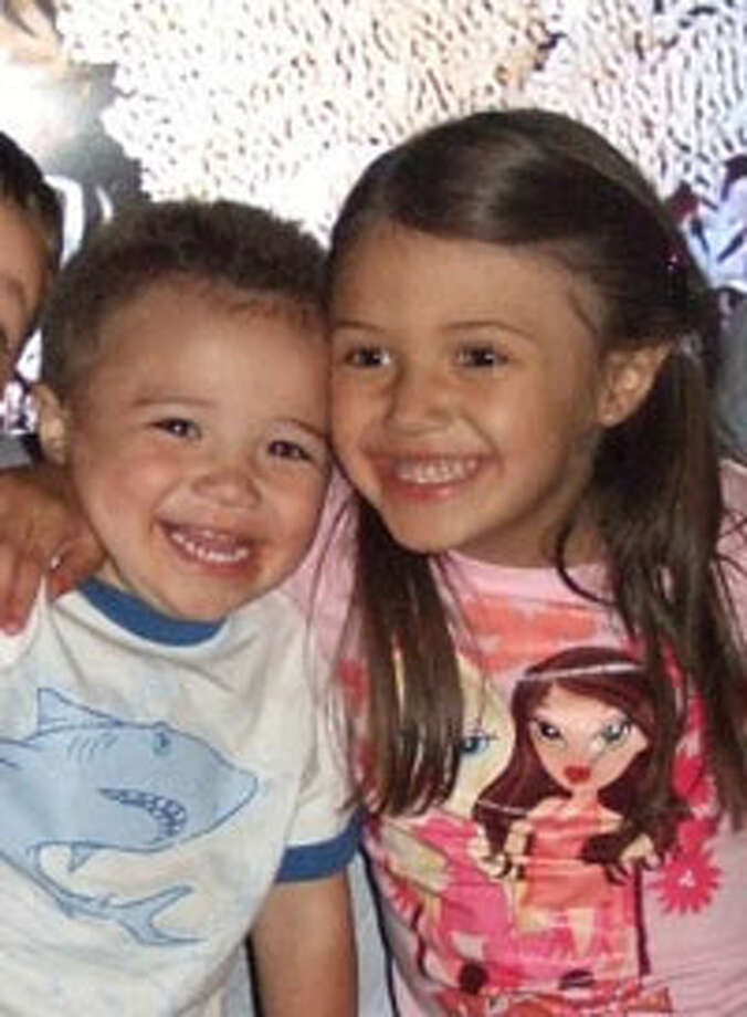 Jasmine Mendieta Van Herpen and Nathan Mendieta found their way into their mother's car and died from hyperthermia on August 20, 2008. (Courtesy of Kids and Cars)