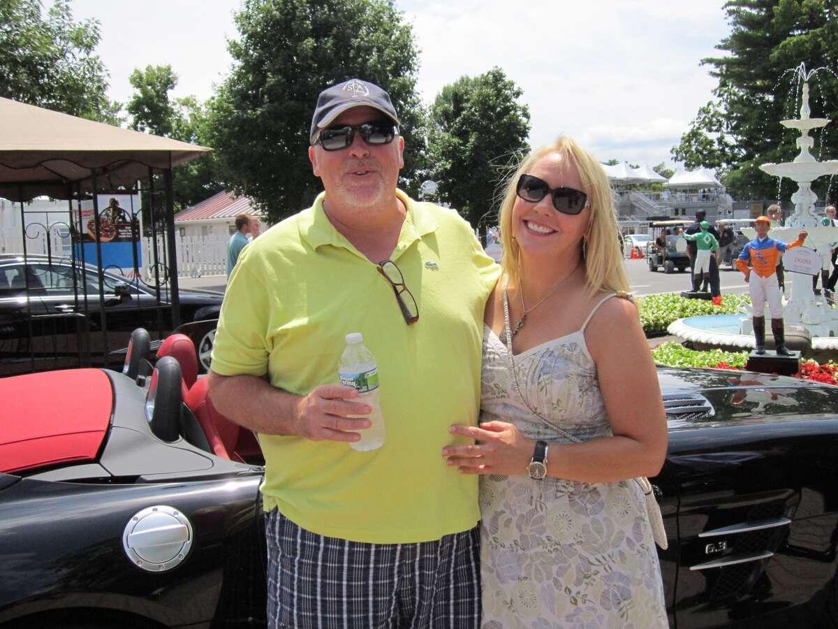 Saratoga Opening Day 2012