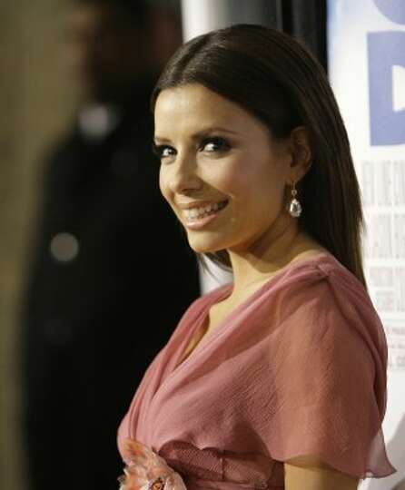 Actress Eva Longoria (AP Photo/Danny Moloshok) (AP)