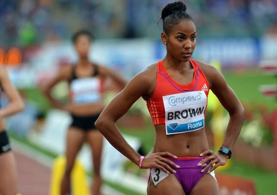 T'erea Brown  Age: 22   Sport: track and field (hurdles)