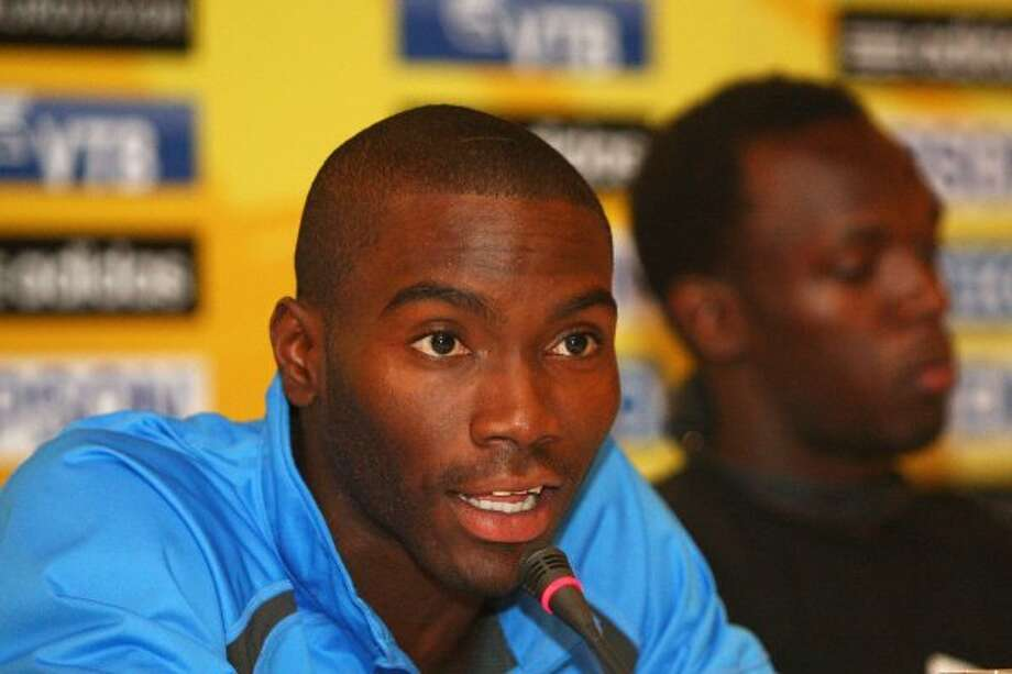 Kerron Clement| Age: 26 | Sport: track and field (hurdles)