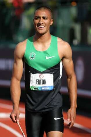 Ashton Eaton | Age: 24 | Sport: track and field (decathlon)