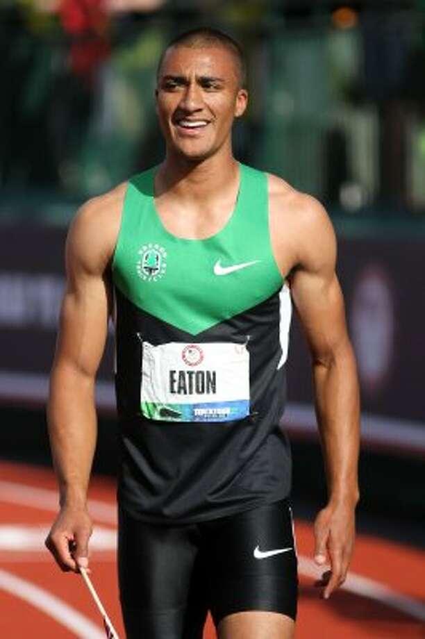 Ashton Eaton| Age: 24 | Sport: track and field (decathlon)