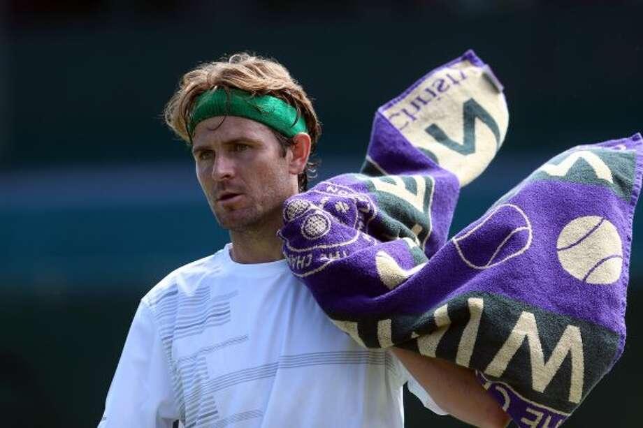 Mardy Fish| Age: 30 | Sport: tennis