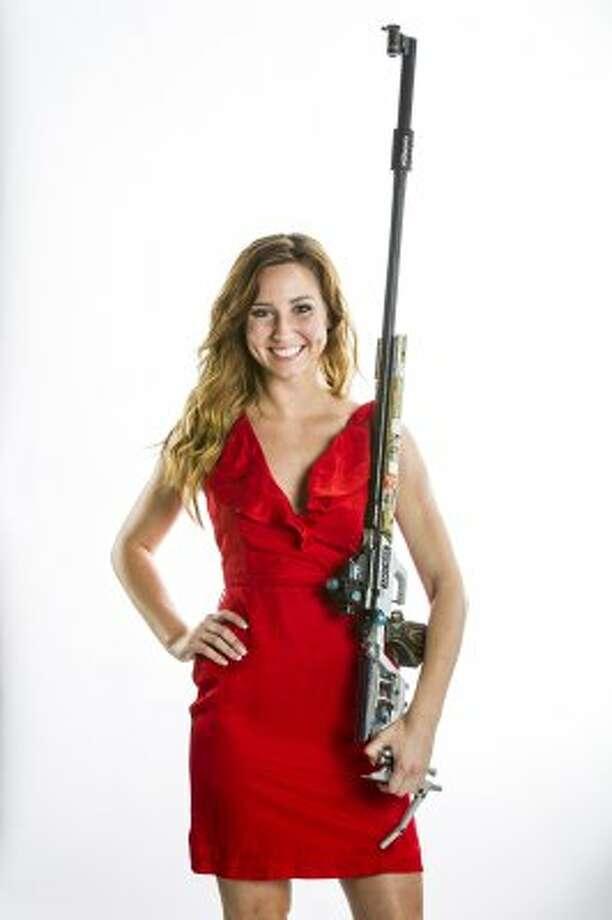 Amanda Furrer | Age: 21 | Sport: shooting