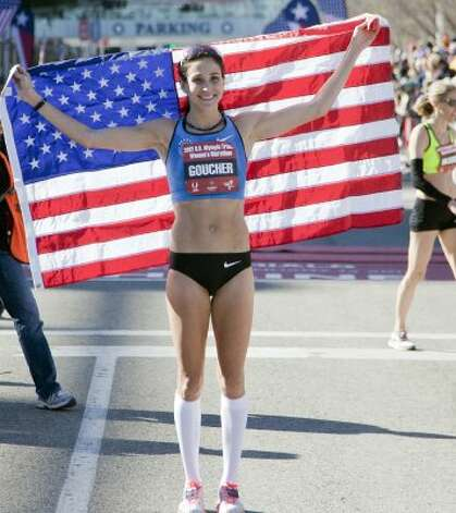 Kara Goucher | Age: 34 | Sport: track and field (marathon)