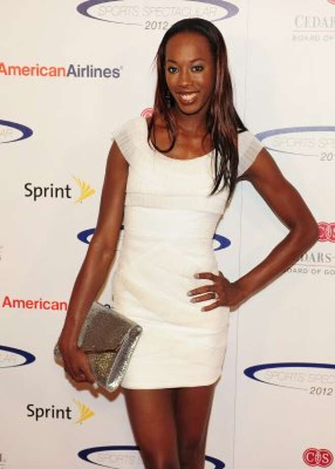 Destinee Hooker| Age: 24 | Sport: volleyball