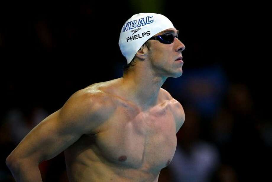 Michael Phelps| Age: 27 | Sport: swimming