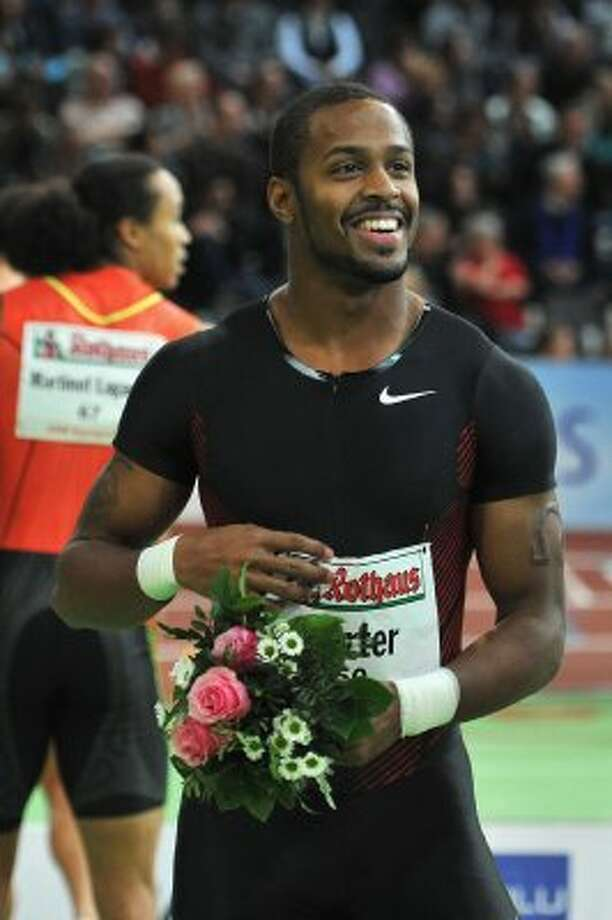 Jeff Porter | Age: 26 | Sport: track and field (hurdles)