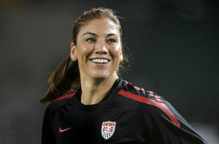 Hope Solo | Age: 30 | Sport: soccer