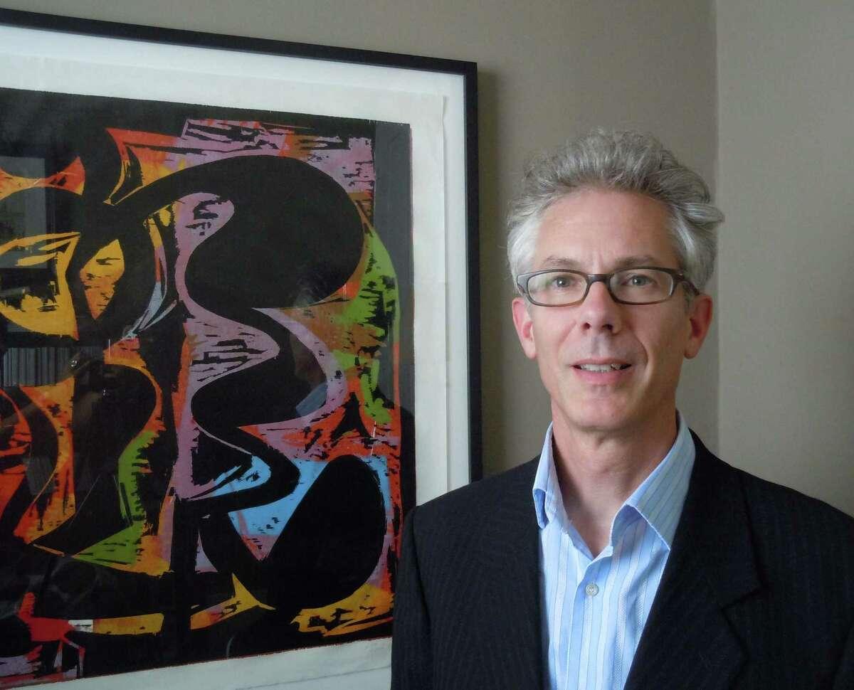 Robert Wolterstorff, Executive Director, Bennington Museum (Susan Strano)
