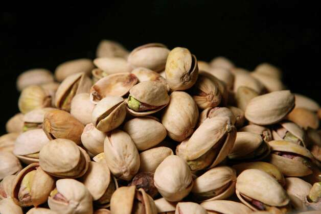 Pistachios are packed with fiber and nutrients.