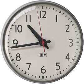 1960s IBM 13 -inch Standard Issue Clock, from Schoolhouse Electric & Supply Co.
