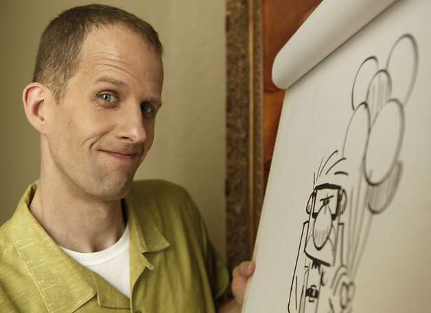 "Pete Docter, director of ""Up,"" helped assemble the best moments from Pixar movie scores. Photo: Matt Sayles, AP"