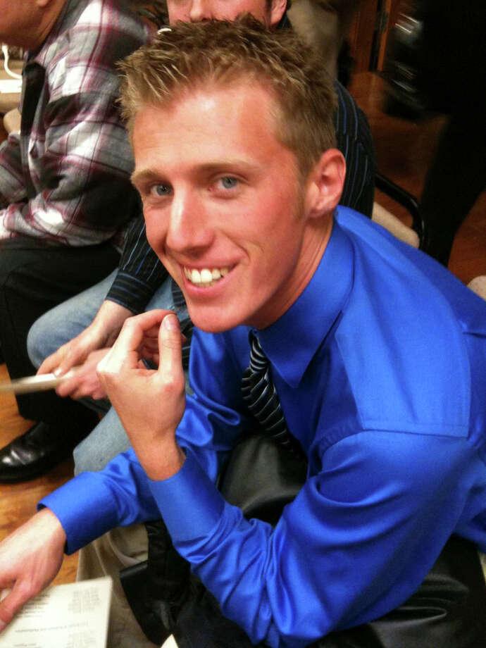 Shooting victim Brent Lowak. Courtesy photo Photo: Courtesy Photo