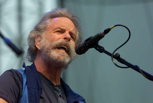 Bob Weir performs at the Gathering of the Vibes concert at Seaside Park in Bridgeport, Conn. on Friday July 20, 2012. Photo: Christian Abraham / Connecticut Post freelance