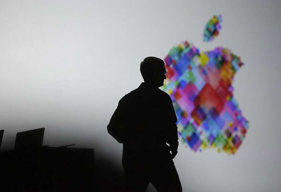 Apple CEO Tim Cook will introduce the iPhone 5 on Wednesday. Photo: Lea Suzuki, The Chronicle