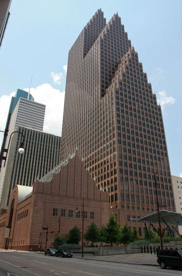 Bank of America Center in Houston: 780 feet, 56 stories Photo: Gary Fountain / Freelance
