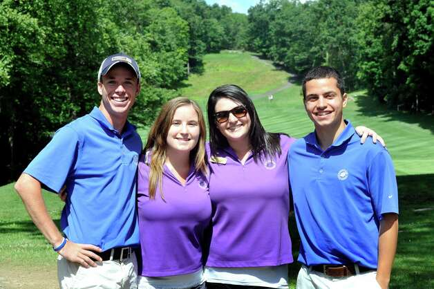 The 22nd Annual Danbury Amateur golf championship at Richter Park Golf Course Saturday, July 21, 2012. Photo: Michael Duffy / The News-Times