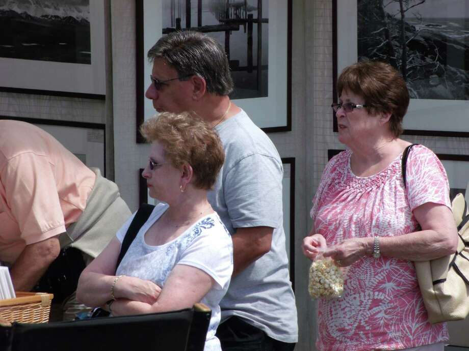 Were you seen at Westport's Fine Arts Festival on Saturday July 21, 2012? Photo: Todd Tracy / Connecticut Post