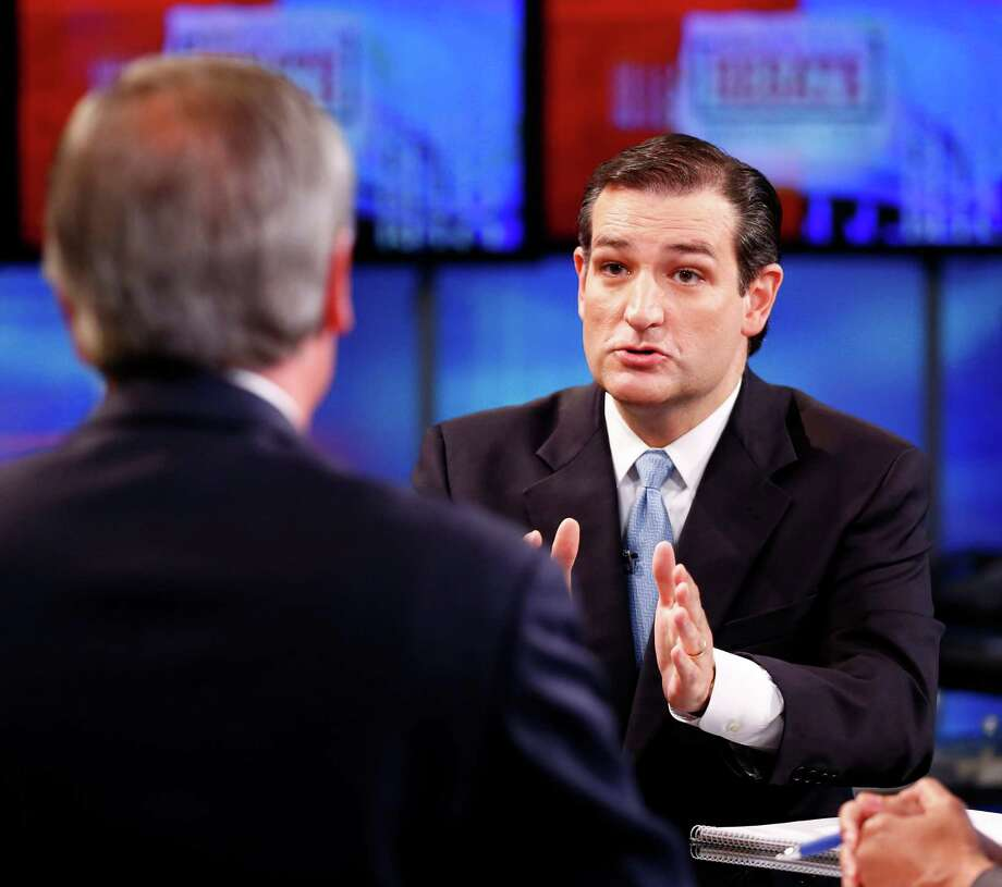 Ted Cruz calls grass-roots support vital. Photo: Tom Fox / The Dallas Morning News