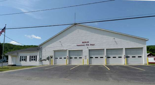 The Berlin firehouse which was the same in1962 as when the propane fire which devastated the village of Berlin sits today on Community Street in Berlin, N.Y. July 6, 2012.  (Skip Dickstein/Times Union) Photo: Skip Dickstein / 00018360A