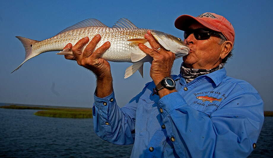 Fishing guide Ron Matson recommends redfish for Ron's Coconut Fish, which he says makes great leftovers.