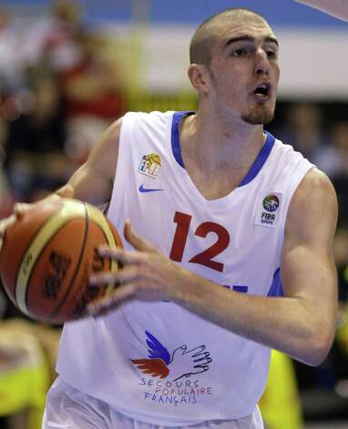 Nando De Colo: Basketball, France Photo: DARKO VOJINOVIC, Associated Press / AP